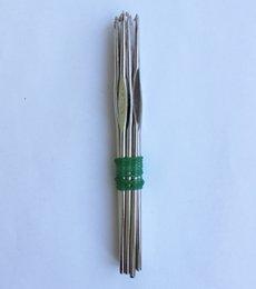 Набор крючков метал. 11шт. (0.5mm-1.9mm)