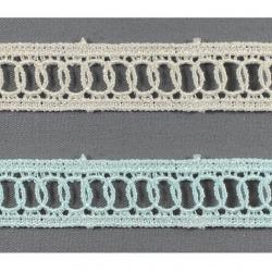 Кружево плетёное №6545 1/9 м