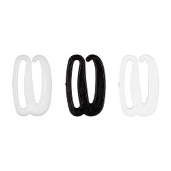 Крючки, пластик 15 мм 1/500 шт