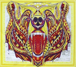 Набор-картина со стразами на подрамнике 004 LP