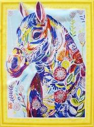 Набор-картина со стразами на подрамнике 019 LP