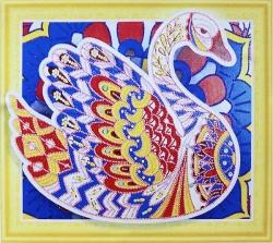 Набор-картина со стразами на подрамнике 026 LP