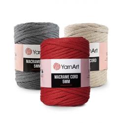 Пряжа Macrame Cord 5 мм