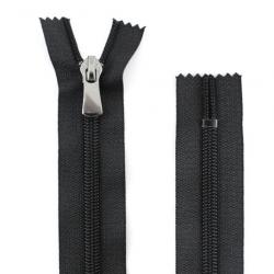Молния спираль Т.7 обувная 40 см 1/25 шт