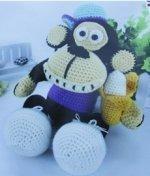 Набор для вязания игрушек GZ0039