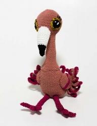 """Набор для вязания amy-106 """"Фламинго"""""""