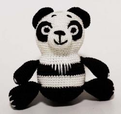 """Набор для вязания amy-62 """"Панда"""""""