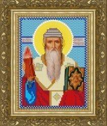 "Алмазная мозаика ДД-423 ""Св.Спиридон"" (14x19)"