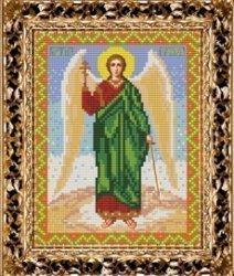 """Набор для вышивания бисером СВБ-390 """"Икона Ангела Хранителя"""""""