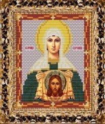 Набор для вышивания бисером ВБ-173 Икона Святой Мученицы Вероники (Веронии)