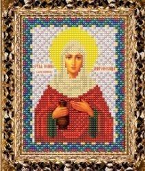 Набор для вышивания бисером ВБ-202 Икона Святой Иоанны (Яны, Жанны) Мироносицы