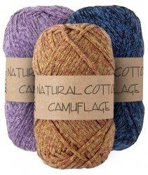 Natural Cotton Camuflage (Diva)