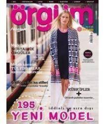 Журнал Kartopu Orgiim № 1