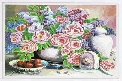 Алмазная картина-раскраска 70PDH