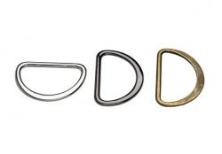 Полукольцо металлическое А01 2,0 см