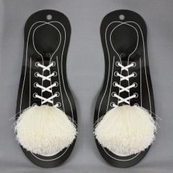 Помпоны для обуви ХК-1 1/4 шт