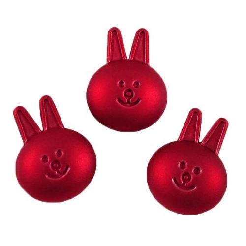 """Украшение пришивное """"Кролик"""" 1/50 шт"""
