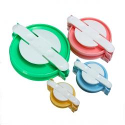 Приспособление для создания помпонов, игрушек 1/4 шт