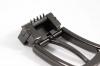 Пряжка металлическая (с зажимом) №ZK1102 30 мм 1/4 шт