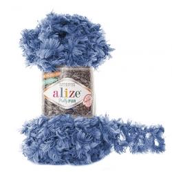 Пряжа Puffy Fur