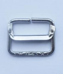 Рамка металлическая 6914 2,5 см Никель