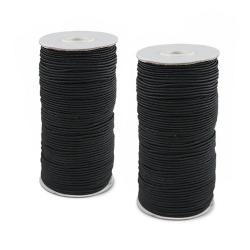Резинка шляпная 2,5 мм 1/100 м