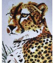 Схема для вышивания нитью мулине 0095