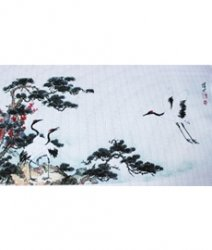 Схема для вышивания нитью мулине 0202