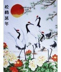 Схема для вышивания нитью мулине 0203