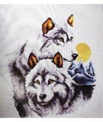 Схема для вышивания нитью мулине 0158