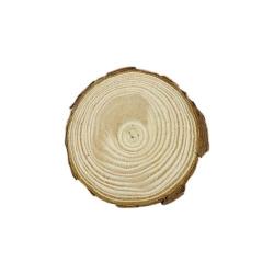 Спил дерева для декора №25-178 1/10 шт