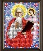 """Рисунок на ткани для вышивания бисером 782Л """"Святой Матфей"""""""