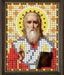 """Рисунок на ткани для вышивания бисером 796Л """"Святой Дионисий"""""""