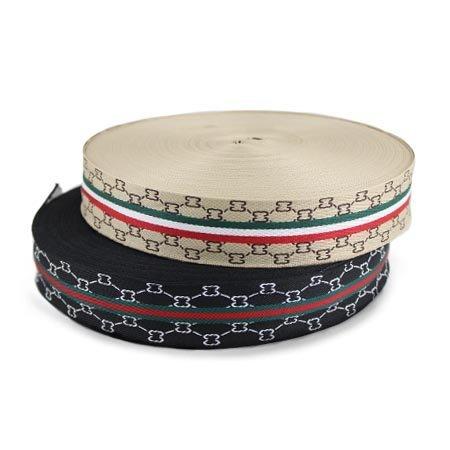 Тесьма-лампас 3 см 1/50 ярд