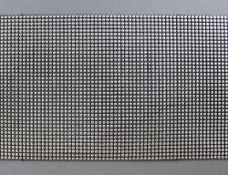 Тесьма со стразами 40x310-E3 1/9 м