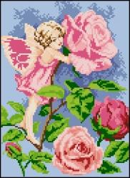 """Набор для вышивания Ц15 """"Фея цветов"""""""