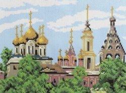 """Набор для вышивания И03 """"Церкви Кремля"""""""