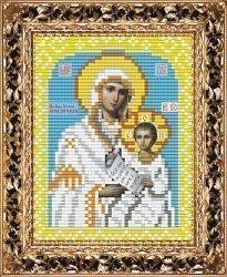 """Набор для вышивания бисером ВБ-265 """"Икона Пресвятой Богородицы Утоли мои печали"""""""