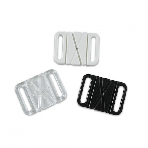 Застёжка пластиковая для белья J2G-1,8 см