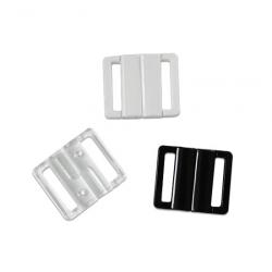 Застёжка пластиковая для белья J2G-2 см 1/50 шт